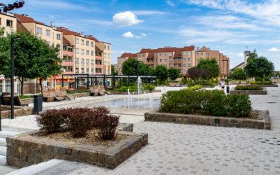 Plac Literatury nominowany do nagrody na najlepszą przestrzeń publiczną w Polsce!